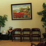 Waiting area at Brighter Day Dental Concord, CA 94520
