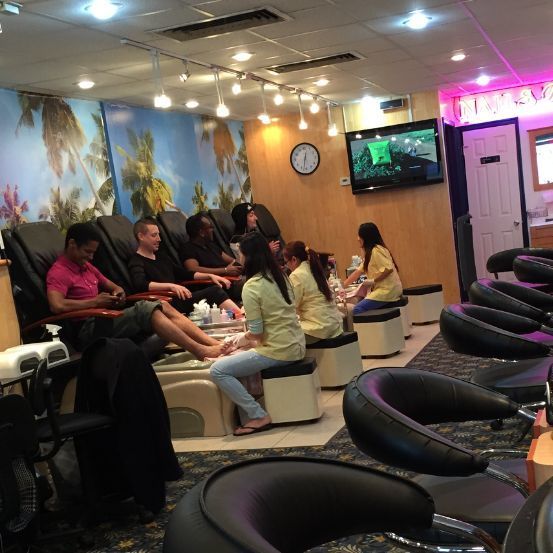 Nail Salon of Nails By Anna D 1534 Sansom St #1 - Photo 4 of 5