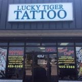 Lucky Tiger Tattoo 431 Western Blvd