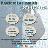 Rowlett Locksmith