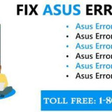 Fix Asus Error Code & Messages