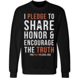 Buy Pro-Truth Pledge Sweatshirt