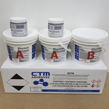 Concrete Treatment Material  Distribution  of CTM Distribution Epoxy Concrete Floor Coatings Materials Mississauga