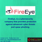 FireEye Users List