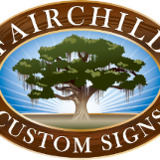 Fairchild Custom Signs