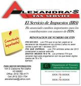 Profile Photos of Alexandra's Tax Services