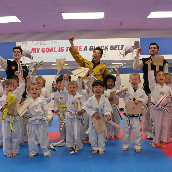 Profile Photos of World Champion TKD Academy 4840 Everhard Rd NW - Photo 2 of 5