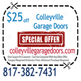 Colleyville Garage Doors
