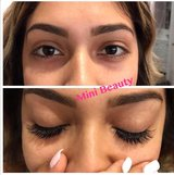 Eyelash Extensions Full Set by Mini Beauty Eyelash