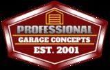 Professional Garage Concepts 801 Greenview Dr.
