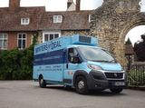 Minters of Deal Removal Van