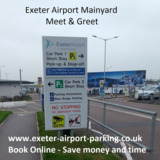 Exeter Airport Mainyard Parking
