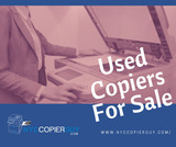 Used copier for sale