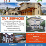 Residential Painting Service Brandon | Progressive Painting