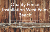 Profile Photos of Fence Builders West Palm Beach