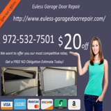 Euless Garage Door Repair