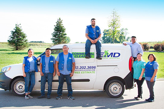 Profile Photos of EMD Cleaning Services 390 White Bear Avenue North - Photo 2 of 7