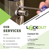 LOCKOUT LLC | Commercial Door Locks PELAHATCHIE