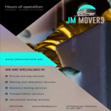 J M Movers | Moving and relocation services