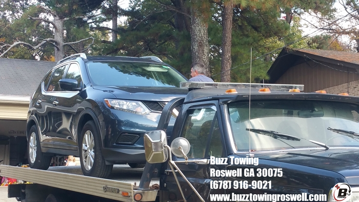 Roswell-Roadside-Service Towing Service Roswell GA of Buzz Towing 422 Afton Drive - Photo 7 of 8