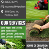 Lawn Care and Maintenance Phoenix | Oscars Lawn Care