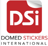 Domed Stickers, Vinyl Labels & Badges at Domed Stickers International, Parramatta