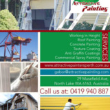 Painter And Decorator Perth | Attractive Painting