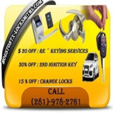 Houston TX Locksmiths
