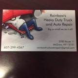 Rainbow's Heavy Duty Truck and Auto Repair