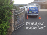 San Diego Gate Repair of Quality Gate Company