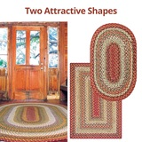 cotton rugs of braided-rugs.com