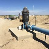 Water Wells Pipe Lines & Drilling  of Redfeairn Drilling