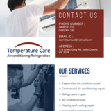 Temperature Care Air Conditioning & Refridgeration