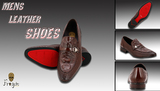 Leather Shoes of Leather Shoes