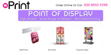 VCP - Point of Display Banner