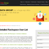 Rackspace Users List