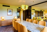 Dining Area in Executive Suite at Transcorp Hilton Abuja