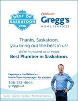 Reliance Gregg's Home Services Saskatoon 503 51st Street East