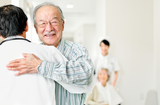 Patient who thanks his doctor. Istockalypse Tokyo, Japan, Adventist Health Medical Office - Kerman, Kerman