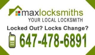 Locksmith Pickering - (647) 478-6891