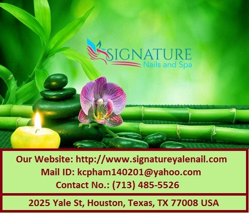 New Album of Signature Nails and Spa | Waxing in Houston 2025 Yale St - Photo 2 of 6