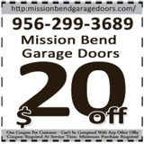 Mission Bend Garage Doors