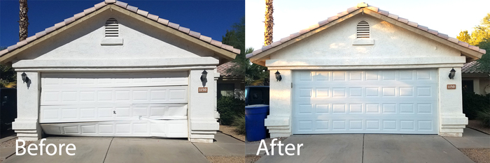 New Album of Same Day Garage Door Services 3542 E Cotton Ct - Photo 1 of 2