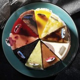 Assorted Cheesecakes of Catandthefiddle