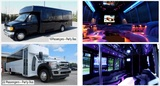 bus rentals in Nashville