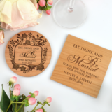Profile Photos of Personalized Favors