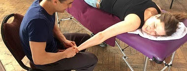Profile Photos of Dave Taylor - Massage Training Thames Rowing Club, Embankment - Photo 2 of 4
