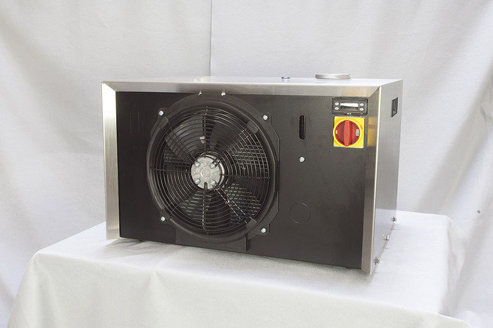 Hyfra Pedia's eChilly compact water chiller New Album of F&R PRODUCTS LTD Unit 12 Blackdown Business Park - Photo 4 of 6