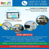 Boom Cleaning Works | Carpet Cleaning in Melbourne