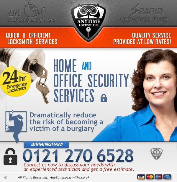 Profile Photos of Anytime Locksmiths Birmingham Colmore Row - Photo 4 of 5